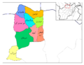 Jowzjan districts Pashto.png