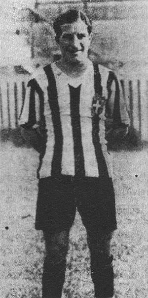 Juan Maglio - Maglio with Juventus in 1931–32 season