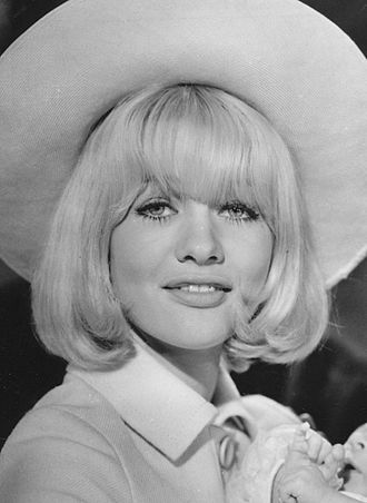 Judy Geeson - Publicity photo of Geeson from Prudence and the Pill (1968)