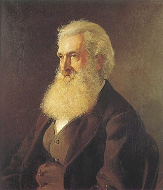 Louis Buvelot - Portrait of Louis Buvelot by Julian Ashton, 1880
