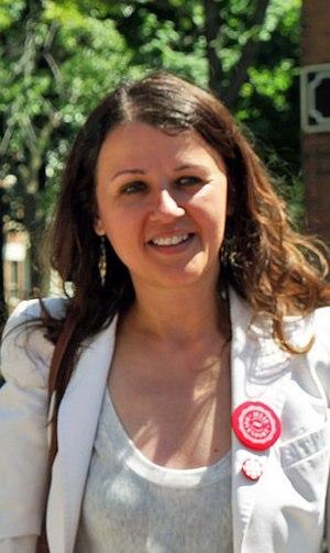 Julie Dzerowicz - Image: Julie Dzerowicz