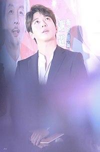 Jung Yong-hwa - Cook Up a Storm promotion at Times Square, Hong Kong 0.jpg