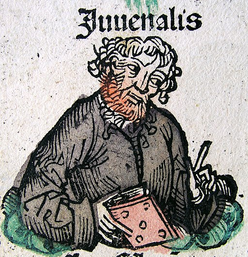 Juvenal Nuremberg Chronicle