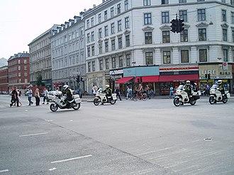 Crime in Denmark - Danish Police in Copenhagen