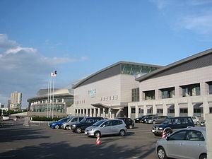 Toyohira-ku, Sapporo - Image: KITAYELL(1)