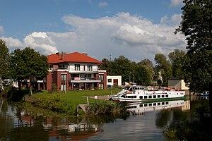 Ostróda - The Elbląg Canal in Ostróda