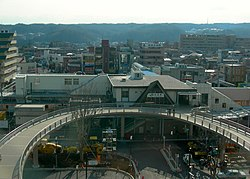 KabeStation north20080219.jpg