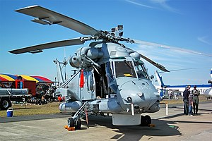 Kaman SH-2G Super Seasprite - A SH-2G(A) in 2005
