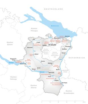 Liste der Burgen und Schlösser im Kanton St. Gallen – Wikipedia