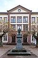 Karlsruhe, Skulptur -Ferdinand Redtenbacher- -- 2013 -- 5280.jpg
