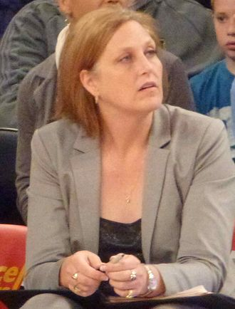Katy Steding - Katy Steding, Cal Assistant coach and member of Stanford 1990 NCAA D1 National Championship women's basketball team