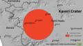 Kaveri Crater visualization.png