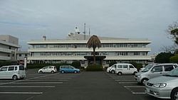Kawaminami Town Office 2009.JPG