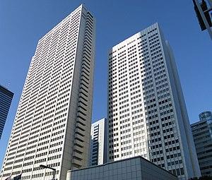 Keio Plaza Hotel - Image: Keio Plaza Hotel 01