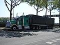 Kenworth Truck in Lyon Confluence.JPG