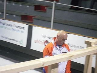 Kerry Burtnyk Canadian curler from Winnipeg, Manitoba