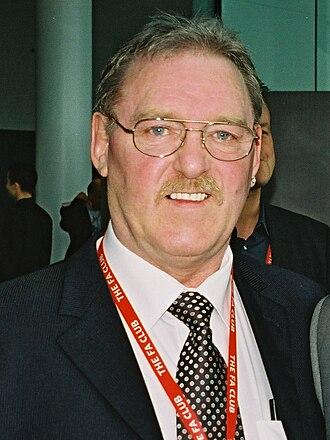 Kevin Beattie - Beattie in 2007