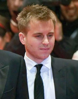 Kevin Bishop - Bishop at the premiere of Irina Palm in 2007
