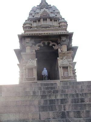 Javari Temple, Khajuraho - Image: Khajuraho India, Javari Temple, Photographed on 10 March 2012
