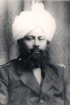 Ahmadiyya Caliphate - Image: Khalifatul Masih II