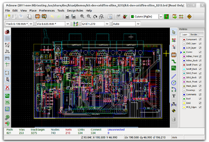 http://upload.wikimedia.org/wikipedia/commons/thumb/0/0e/Kicad_main_window_screenshot.png/300px-Kicad_main_window_screenshot.png