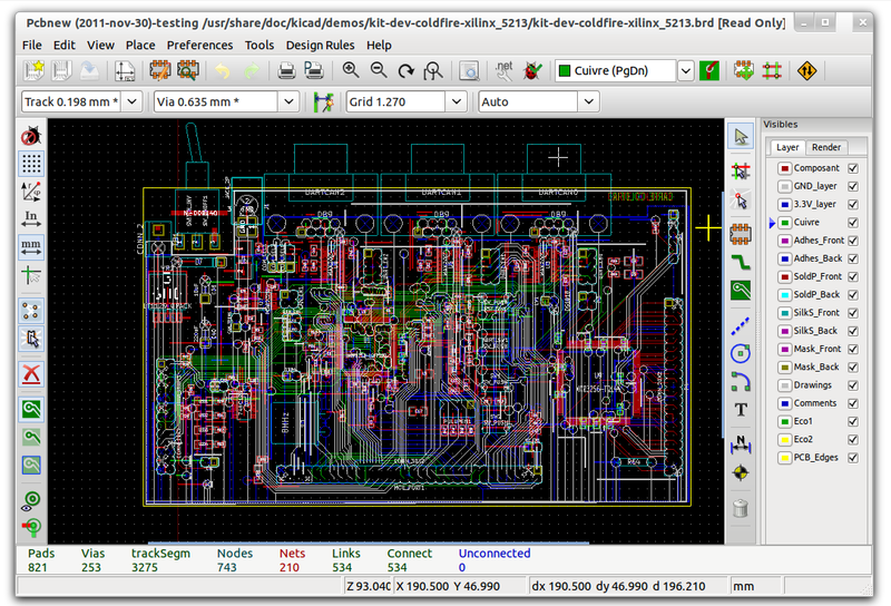 Kicad main window screenshot.png