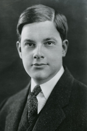 Joyce Kilmer - Joyce Kilmer's Columbia University yearbook photograph, circa 1908