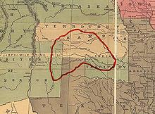 The Way To Rainy Mountain  Wikipedia History Of The Kiowaedit