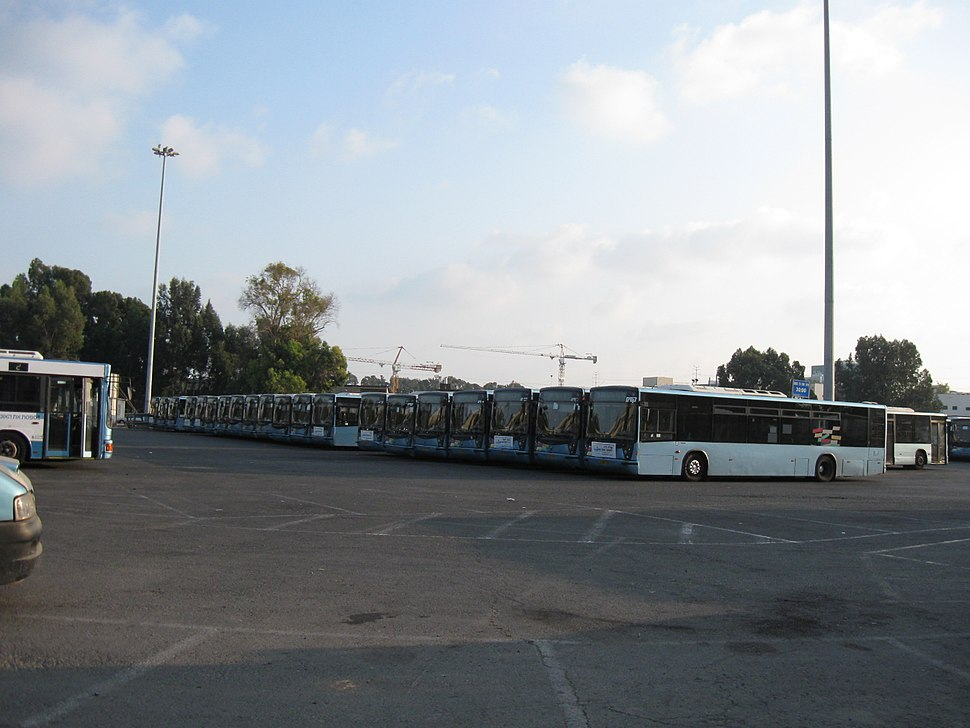 Kiryat-Arie industrial area035