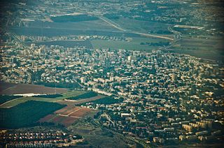 Kiryat Ata Place in Israel