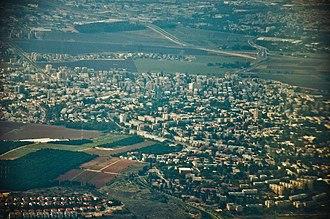 Kiryat Ata - Image: Kiryat ata