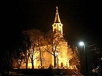 Kislod romai katolikus templom.jpg