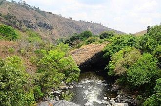 Mbeya - The Kiwira God's bridge.