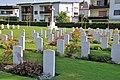 Klagenfurt Waidmannsdorf Lilienthalstrasse War Cemetery graves 21092011 383.jpg