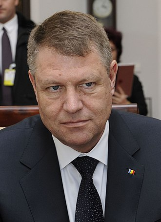 Politics of Romania - Klaus Iohannis, President of Romania since 21 December 2014