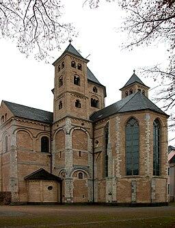 Kloster Knechtsteden in Dormagen