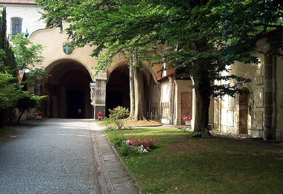 Kloster Sankt Emmeram 01