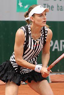 Xenia Knoll Swiss tennis player