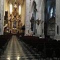 Kościół św. Katarzyny w Krakowie - Wnętrze.jpg