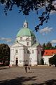 Kościół Sakramentek pod wezwaniem św. Kazimierza, Warszawa Rynek Nowego Miasta 2.jpg