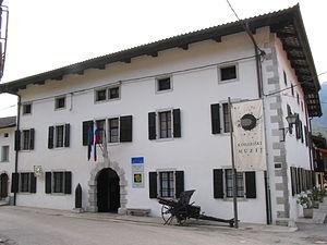 Kobarid - Kobarid World War I museum