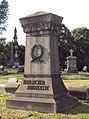 Kohlmeyer-Rohrokaste Monument, St. Paul's Lutheran Cemetery (Mount Oliver), 2015-08-23, 01.jpg
