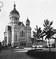 Kolozsvár 1940, Bocskai tér, Ortodox katedrális. Fortepan 77057.jpg