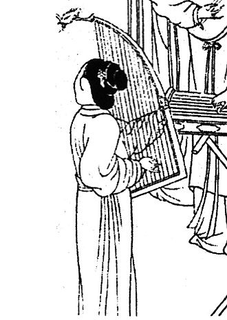 Konghou - Image: Konghou