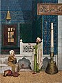 Koranic Instruction by Osman Hamdy Bey, 1890.jpg