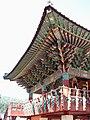 Korea-Gangwon-Woljeongsa Gate 1692-07.JPG