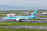 Korean Air, B737-800, HL8245 (20868747500).jpg