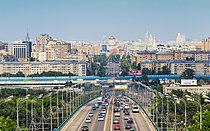 KosyginaStreet Moscow view to Khamovniki 06-2015 img1.jpg