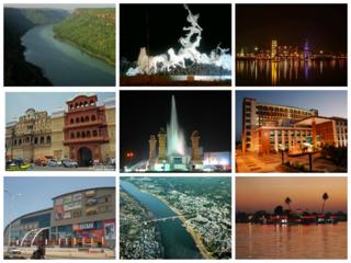 Kota, Rajasthan Metropolis in Rajasthan, India