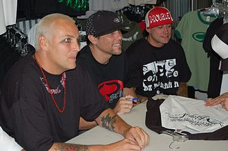 Gathering of the Juggalos - Kottonmouth Kings performed at the first festival and numerous others since.